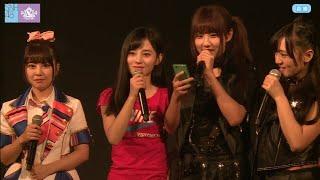 鞠婧祎生日公演 生日部分 SNH48 TeamNⅡ 20150613