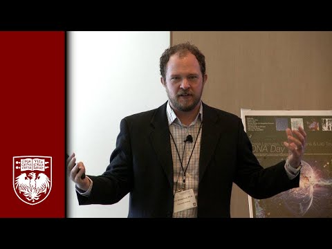 Jacob J. Michaelson - Genes and Human Language - DNA Day 2016