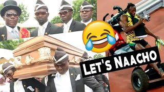 Funniest Sports Fails Ft | Funny Coffin Dance Meme | coffin dance funny video 😂