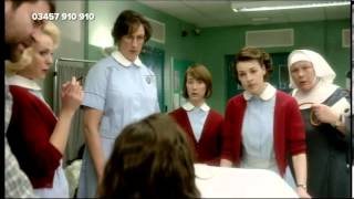Call the midwife / One born every minute / doctor who Comic relief sketch (2013)