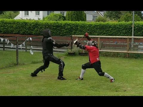Sword & Buckler - Jordan (AOS) vs Nick (AHF)