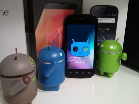 How to Install Helly Bean ROM (Android 4.2.2) + First Look