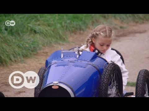 Soapbox racing cars | DW English