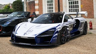 The Paint Job on this Mclaren Senna Took 600 Hours to Complete