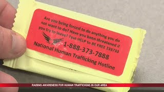 S.O.A.P. Project to help people who may be being trafficked.