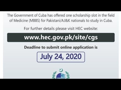 fully-funded-cuban-government-scholarship-for-mbbs-(2020)-by-hec