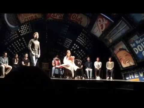 Betrayal by Harold Pinter Scene 5