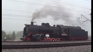 EXPO 1520 Парад поездов - динамическая экспозиция подвижного состава.