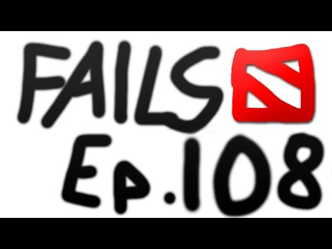 Dota 2 Fails of the Week - Ep. 108