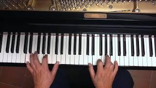 Tutorial piano y voz Temblando (Hombres G)