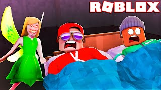 Escape The EVIL Tooth Fairy Obby in Roblox!