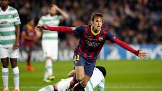 Neymar | Greatest ball controls HD