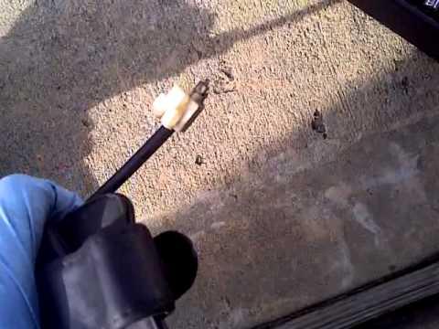 Window Repair Broken Regulator Cable 01