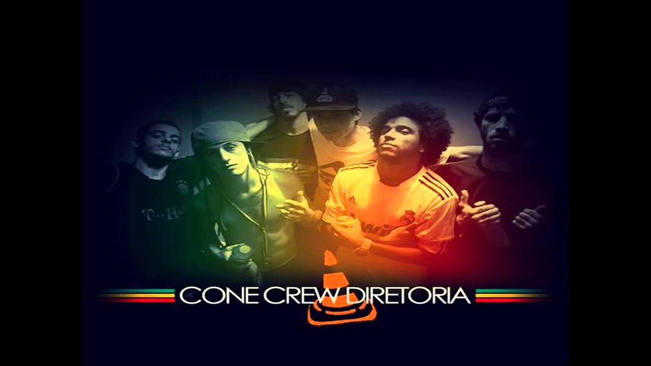 musica de cone crew o mundo da voltas
