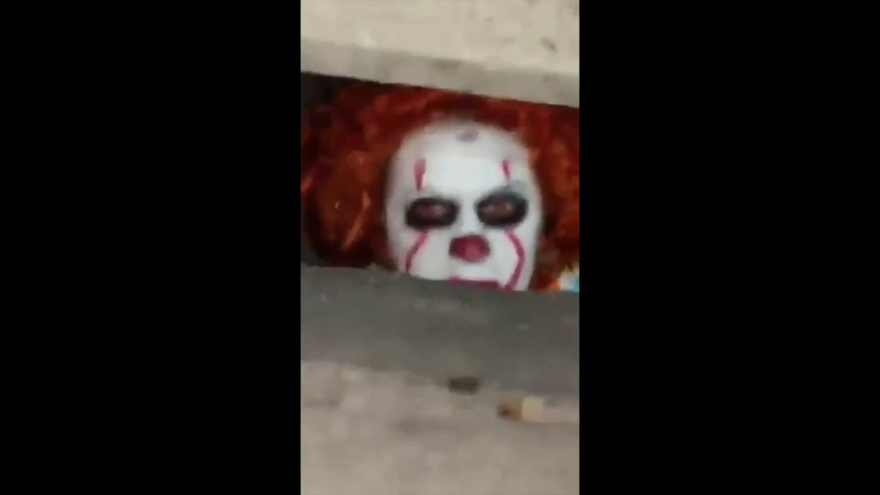 "Unexpected IT CLOWN sighting ""You want p**** enlargement ..."