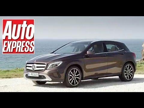 Mercedes GLA - Auto Express