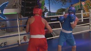 В Севастополе подвели итоги Матчевой встречи сборных городов-героев по боксу