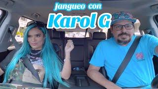 JANGUEO CON KAROL G
