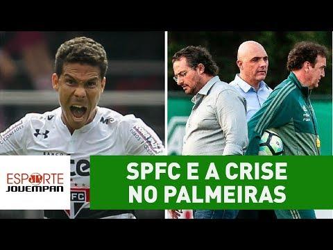 São Paulo pode fazer EXPLODIR crise no Palmeiras. ENTENDA!