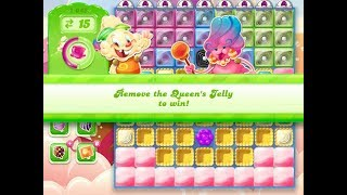 Candy Crush Jelly Saga Level 1045 (3 stars, No boosters)