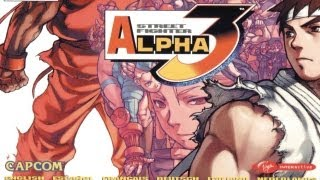 CGR Undertow - STREET FIGHTER ALPHA 3 review for PlayStation