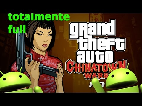 GTA CHINATOWN WARS PARA ANDROID 2019   Full GRATIS! - …
