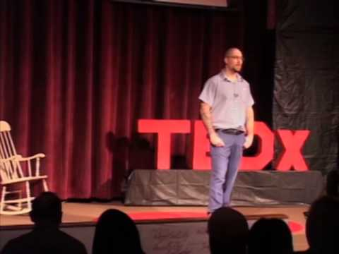 The Boy Next Door: David Butler II at TEDxMarionCorrectional