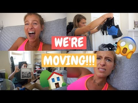 MOVING VLOG #1 | Decluttering My Life!!