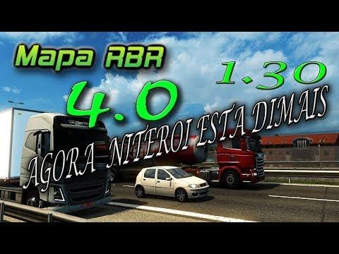 [ live ] Euro Truck MAPA RBR 4,0 COM UM Ford Cargo 2042 6X4