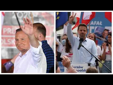 Andrzej Duda WON THE ELECTION (almost) | Andrzej Duda ...