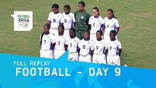 Football - PNG v Namibia Women
