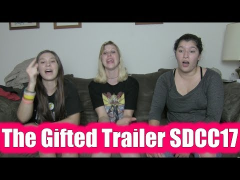 Thumbnail: The Gifted Trailer SDCC17
