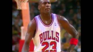 Michael Jordan - Determination