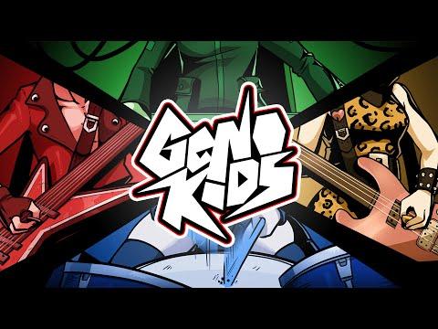 GENOKIDS - Kickstarter Trailer