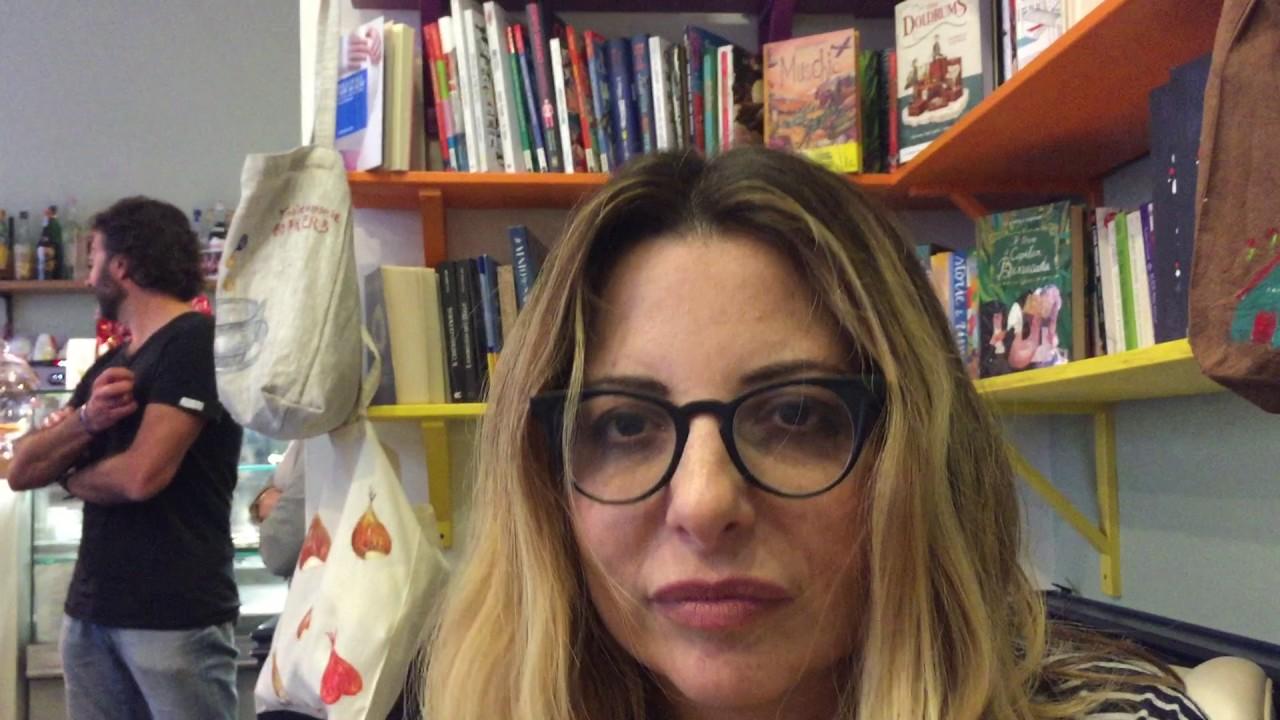 Teresa Ciabatti saluta TGregione.it - YouTube