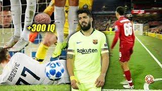 10 INCROYABLES ACTIONS +300 IQ DANS LE FOOTBALL EN 2019 !