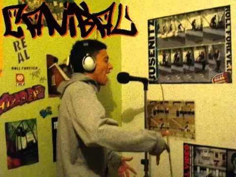 EL CANIBAL - ERES (Necro Beat) Wmv