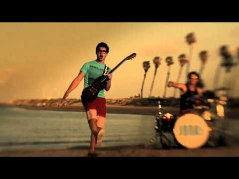 JONAS L.A - Chillin' In The Summertime (Official Music Video) HD