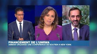 Quelles solutions pour la crise financière de l'UNRWA?
