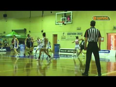 2016/17 Season Recap- University of Canberra Capitals