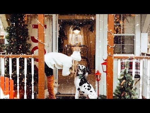 Farmhouse Christmas Home Tour 2019 | Interior Designer Home Tour | Holiday House Tour