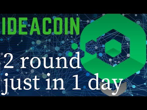 IdeaCoin ICO Lending Review   Will be Fast Soldout