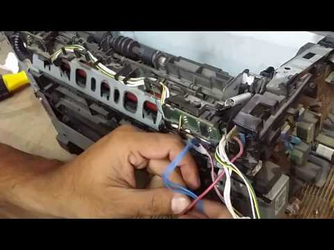 Canon lbp 2900 fixing unit error repairing tutorials