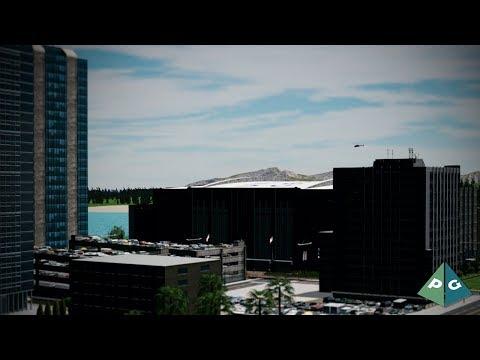 Cities Skylines: Belden | The United Center