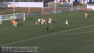 «Терек-2» провел товарищеский матч с «Жемчужиной» из Ялты