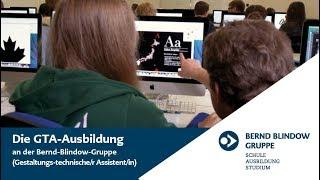 GTA Ausbildung - Gestaltungstechnischer Assistent | Bernd Blindow Gruppe