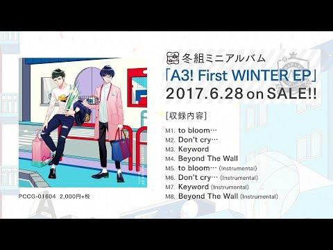 【A3!】A3! First WINTER EP 試聴動画