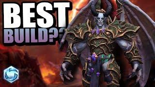 Mal'ganis - best build?? // Heroes of the Storm