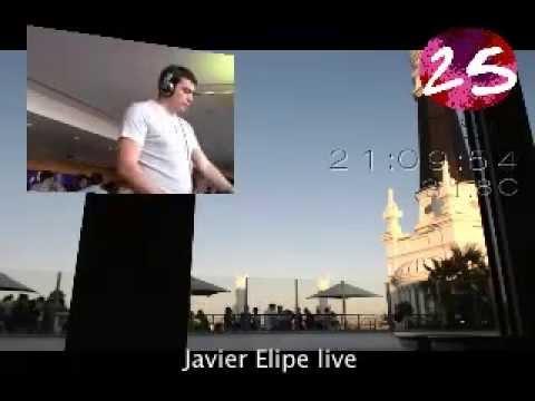 Javier Elipe live @ PISO25 Madrid