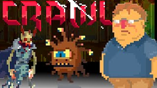 Onkel Udos Dungeon - CRAWL Gameplay [German] #2/2 - Couch-CoOp